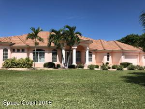Property for sale at 73 E River Falls Drive, Cocoa Beach,  FL 32931
