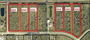 Property for sale at 9 Lots Deer Run Subd, Palm Bay,  FL 32909