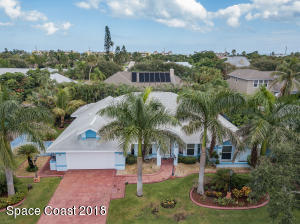 Property for sale at 107 Tradewinds Terrace, Indialantic,  FL 32903