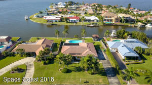 Property for sale at 448 S Banana River Boulevard, Cocoa Beach,  FL 32931