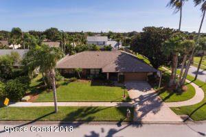 Property for sale at 500 Bay Circle, Indian Harbour Beach,  FL 32937
