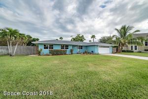 Property for sale at 391 Riverview Lane, Melbourne Beach,  FL 32951
