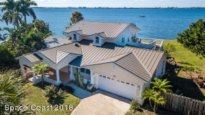 Property for sale at 395 Richards Road, Melbourne Beach,  Florida 32951