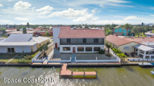 Property for sale at 341 Jack Drive, Cocoa Beach,  Florida 32931