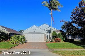 Property for sale at 1614 Timacuan Drive, Melbourne,  FL 32940