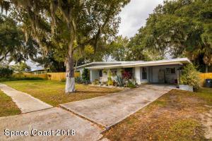 1808 N Smith Drive N, Titusville, FL 32780