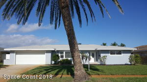 Property for sale at 411 Saint Georges Court, Satellite Beach,  FL 32937