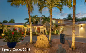 Property for sale at 469 Bimini Lane, Indian Harbour Beach,  FL 32937