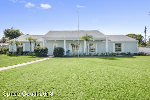 Property for sale at 1742 Bayshore Drive, Cocoa Beach,  FL 32931