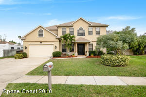 Property for sale at 1027 Mandarin Drive, Palm Bay,  Florida 32905