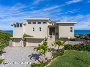Property for sale at 7829 Highway A1a Highway, Melbourne Beach,  FL 32951