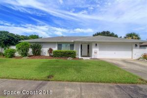 Property for sale at 630 Caribbean Road, Satellite Beach,  Florida 32937