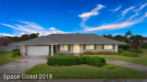 Property for sale at 810 Malibu Lane, Indialantic,  FL 32903