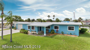 Property for sale at 447 Barrello Lane, Cocoa Beach,  Florida 32931