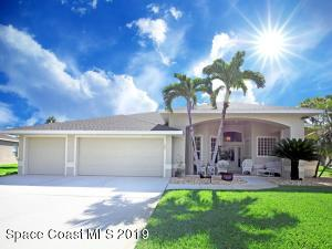 Property for sale at 122 Windward Way, Indian Harbour Beach,  Florida 32937