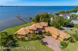 Property for sale at 500 Snug Harbor Drive, Merritt Island,  FL 32953