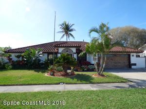 Property for sale at 489 Sheridan Avenue, Satellite Beach,  FL 32937