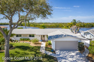 Property for sale at 46 Danube River Drive, Cocoa Beach,  Florida 32931