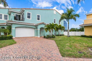 Property for sale at 128 Mediterranean Way, Indian Harbour Beach,  FL 32937