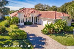 Property for sale at 890 Aquarina Boulevard, Melbourne Beach,  Florida 32951
