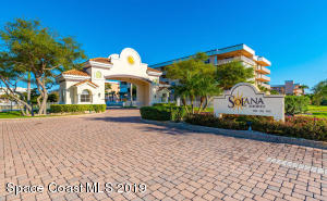 Property for sale at 703 Solana Shores Drive Unit 310, Cape Canaveral,  Florida 32920