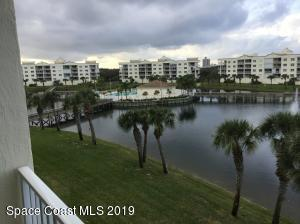 Property for sale at 8871 Lake Drive Unit G404, Cape Canaveral,  Florida 32920