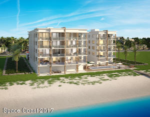 Property for sale at 1625 N Highway A1A Unit 401, Indialantic,  Florida 32903