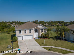Property for sale at 1510 Las Palmos Drive, Palm Bay,  Florida 32908
