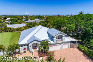 Property for sale at 24 Pinehill Drive, Indialantic,  Florida 32903