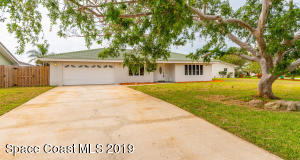 Property for sale at 449 Red Sail Way, Satellite Beach,  Florida 32937