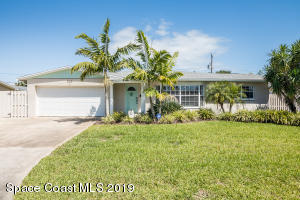 Property for sale at 216 Marion Street, Indian Harbour Beach,  Florida 32937