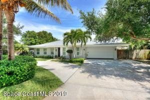 Property for sale at 1750 Shore View Drive, Indialantic,  Florida 32903