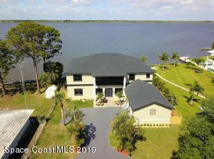 Property for sale at 2483 Newfound Harbor Drive, Merritt Island,  Florida 32952