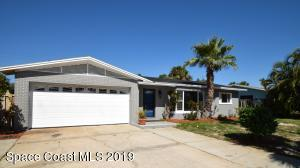 Property for sale at 308 Cynthia Lane, Indian Harbour Beach,  Florida 32937
