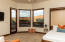 Great views and Murphy bed.