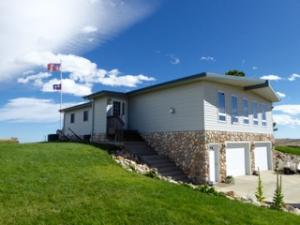 Located at the top of the hill with astounding views!