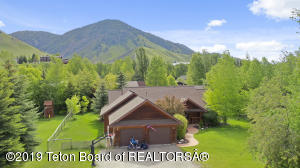 4336 MELODY RANCH DR, Jackson, WY 83002