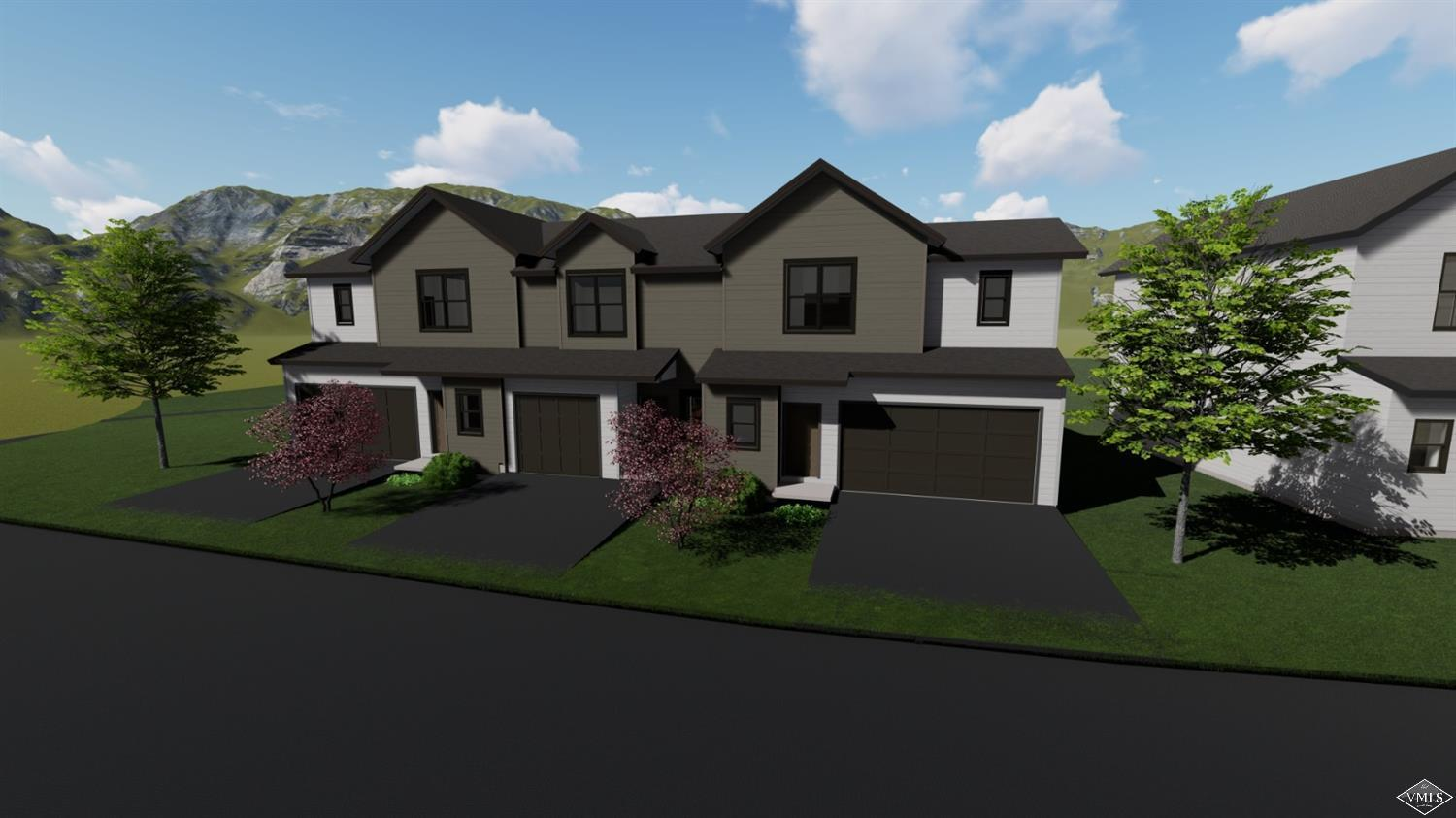 BRAND NEW TOWNHOME! Now under construction.  Well-designed, site-built, 3 bedroom, 2.5 bath home with an attached 2-car garage. Incredibly convenient location close to Costco, Gypsum Rec Ctr, Bus Route and Eagle County Airport. Only minutes to world-class recreation of all types. Standard finishes include vaulted ceilings, LVT flooring, laminate countertops, kitchen pantry, & Whirlpool appliances. Upgrades are available as well! Laundry room conveniently located on the bedroom level. This is an end unit & offers plenty of light.