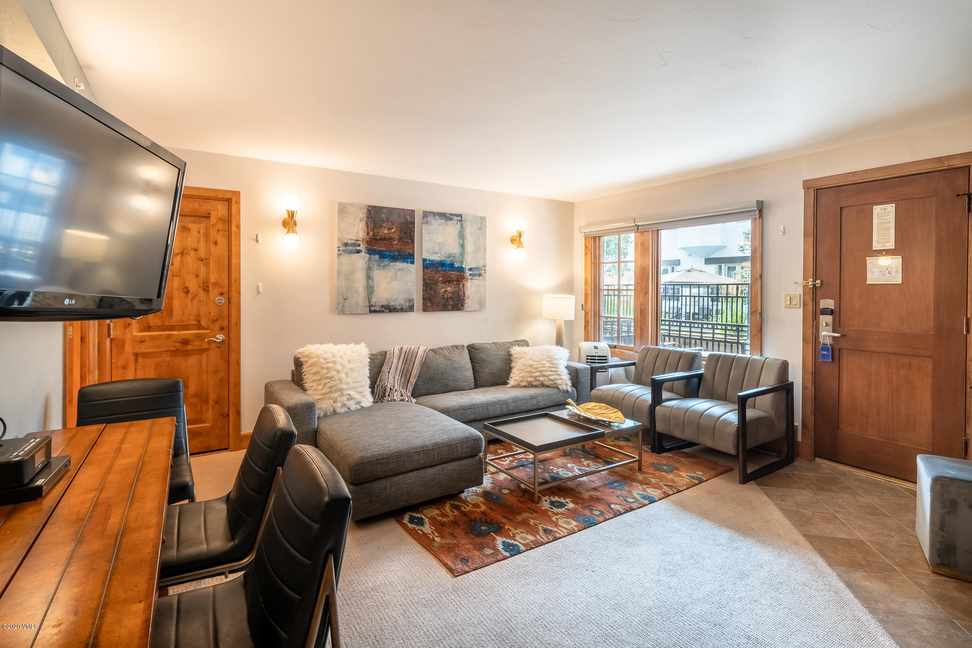 Located in the heart of Vail Village and just steps to Gondola One. This property has a fantastic rental history that comes with heated parking, ski lockers and all the wonderful amenities the Lodge at Vail has to offer.