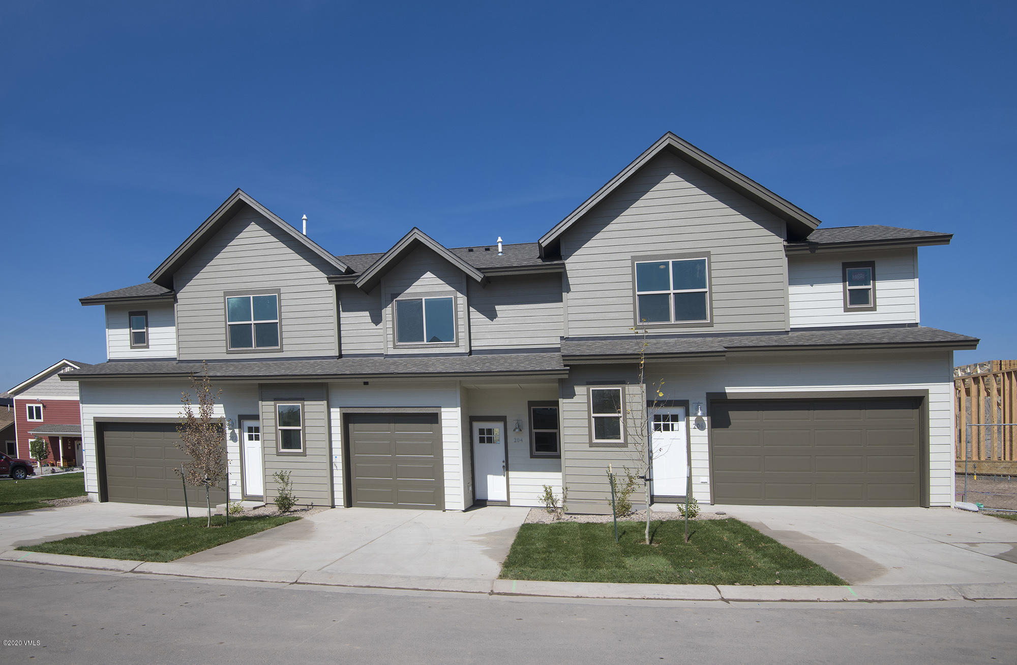 BRAND NEW TOWNHOME! Now Under Construction! Well-designed, site-built, 3 bedroom, 2.5 bath home with an attached 2-car garage. Incredibly convenient location close to Costco, Gypsum Rec Ctr, and Eagle County Airport. Only minutes to world-class recreation of all types. Standard finishes include vaulted ceilings, LVT flooring, quartz countertops, kitchen pantry, & stainless steel appliances. Laundry room conveniently located on the bedroom level. This is an end unit, offers plenty of light, and had an incredible side and back yard!