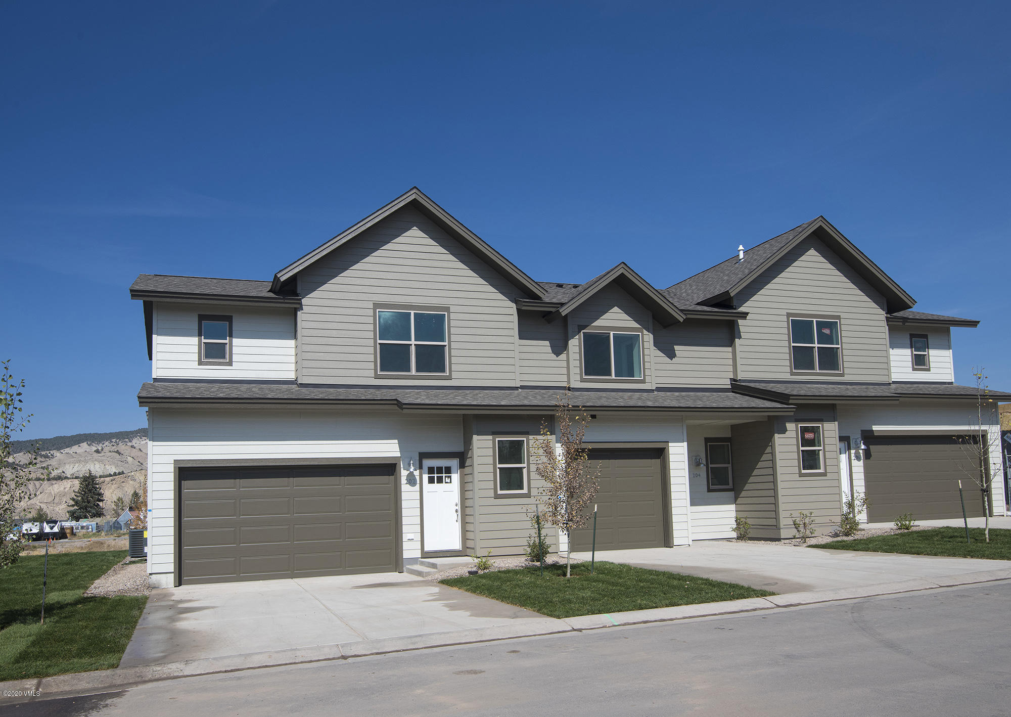 BRAND NEW TOWNHOME! Now Under Construction! Well-designed, site-built, 3 bedroom, 2.5 bath home with an attached 2-car garage. Incredibly convenient location close to Costco, Gypsum Rec Ctr, and Eagle County Airport. Only minutes to world-class recreation of all types. Standard finishes include vaulted ceilings, LVT flooring, quartz countertops, kitchen pantry, & stainless steel appliances. Laundry room conveniently located on the bedroom level.