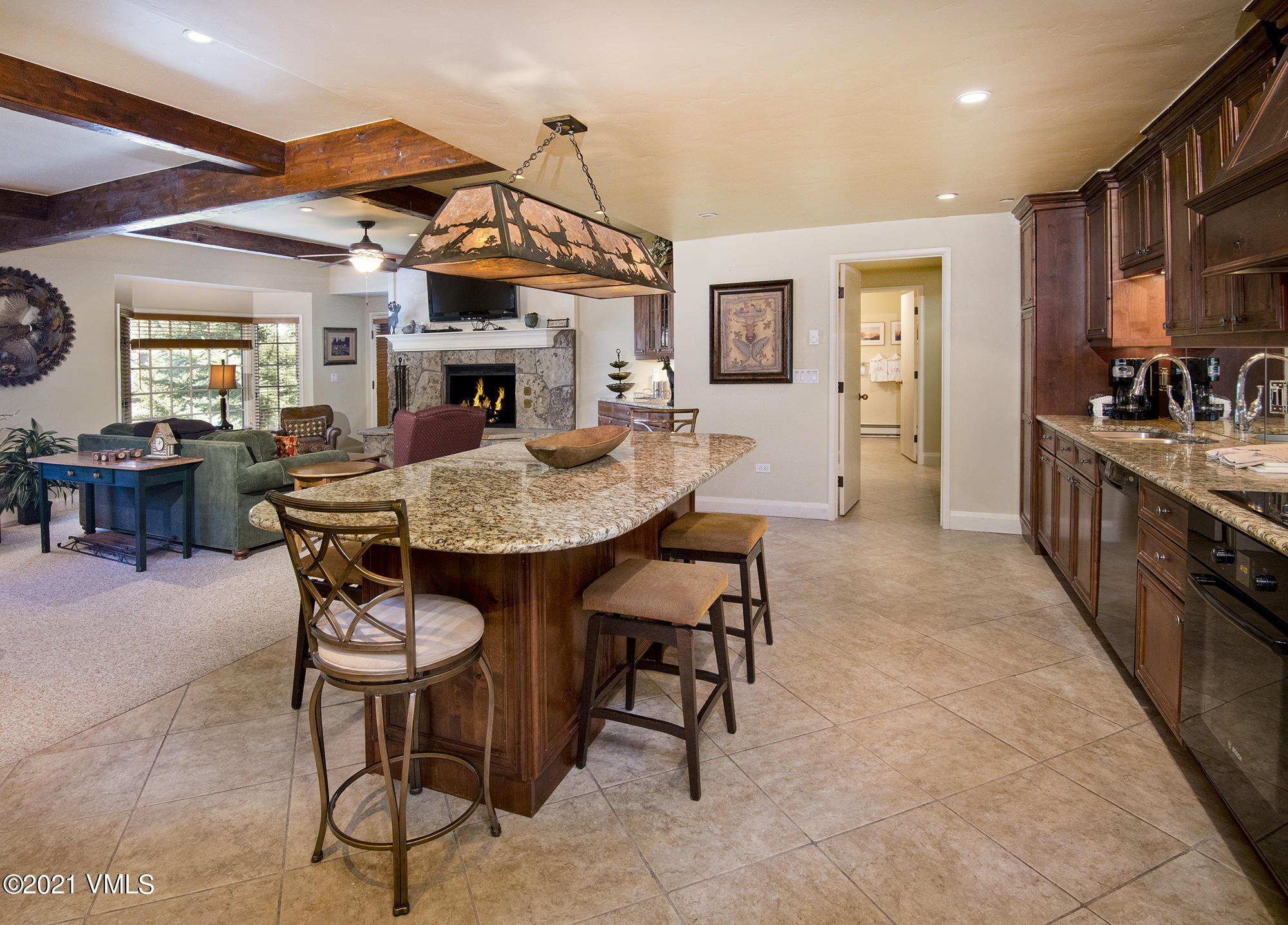 Extremely rare true 4 bedroom 5 bath in The Charter with 2 lockoffs. Slab granite kitchen counters and center island with updated baths and room for everyone in the expanded great room. Features include 2 wood-burning fireplaces and fully furnished. Amenity rich Charter at Beaver Creek offers a full service Spa, indoor and outdoor pools, hot tubs, and state-of-the-art fitness facility. Has not been rented but would do very well. Rental projections available