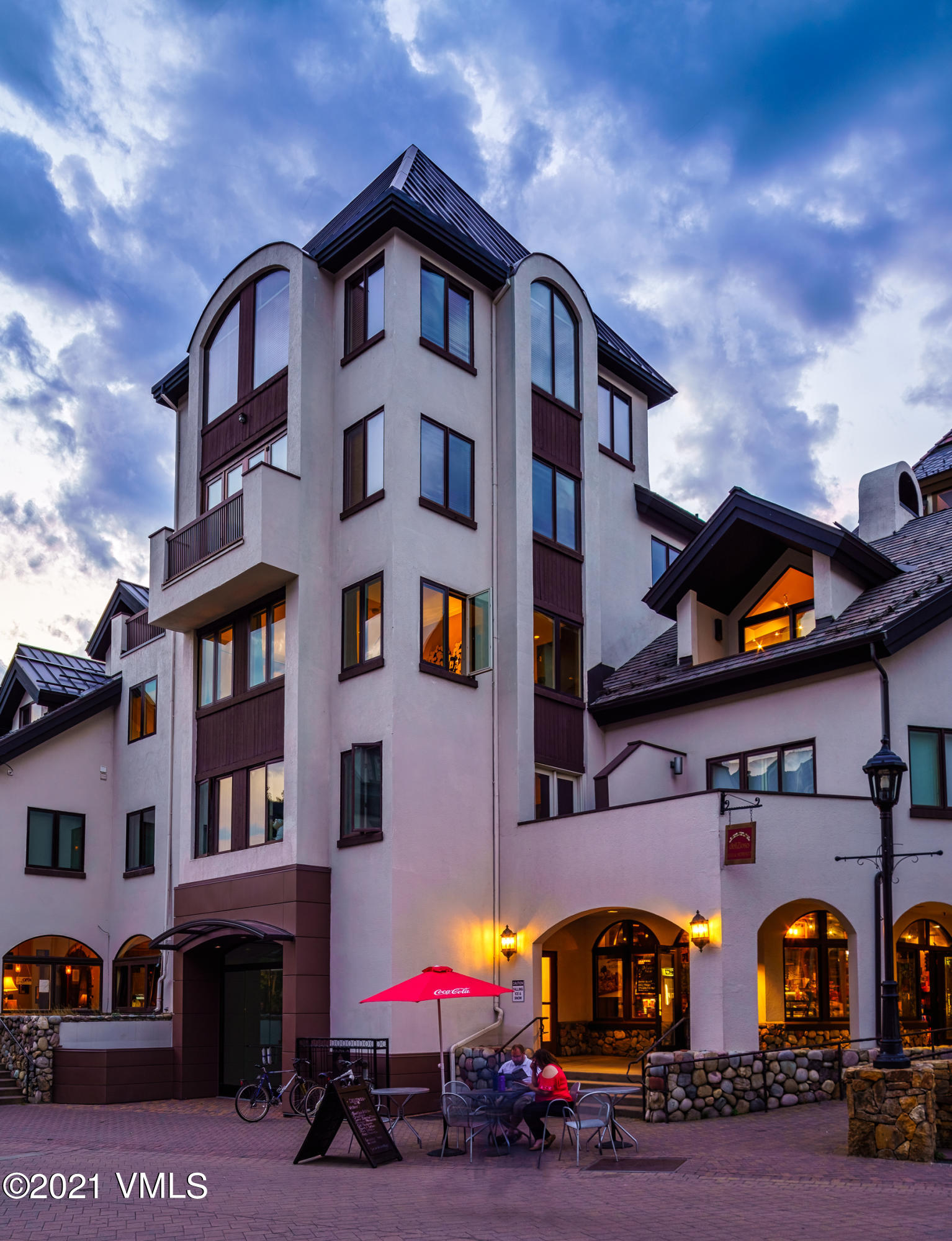 Live in the center of Vail Village and enjoy the mountain lifestyle. This move-in ready 3 bedroom condominium with mountain views  has high-grade upgrades throughout with Air Conditioning, Custom Lighting, Custom Trim and Finishes and Appliances. Vaulted Ceilings in Living/Dining and 2nd Bedroom.    Gas fireplace, Quartz Counters, Custom Built Kitchen Storage, Steam Shower, Soaking Tub and Heated Floor in main bath, all add to the luxury.  2 Ski lockers, 2 Storage Closets and 1 Heated Deeded Garage space.  Enjoy the Hotel Sebastian's outdoor heated Pool & Hot tubs, Combine this luxury condo with the Sebastian Summit Club and have Valet Parking, use of the Fitness Facility, Owner Lounge for Breakfast and Apres Ski, Discounts at  Bloom Spa and  Leonora Restaurant and Storage of Skis at the Base Camp by Gondola 1 ski lift.   Minutes to Vail's Boutique Shops, Fine Dining, Music, and Mountain Lifestyle.A perfect 3 Bedroom Condo you can move right in to and start enjoying the Vail lifestyle the moment you call it your home in Vail.   https://villageinnplaza305.relahq.com/?mls