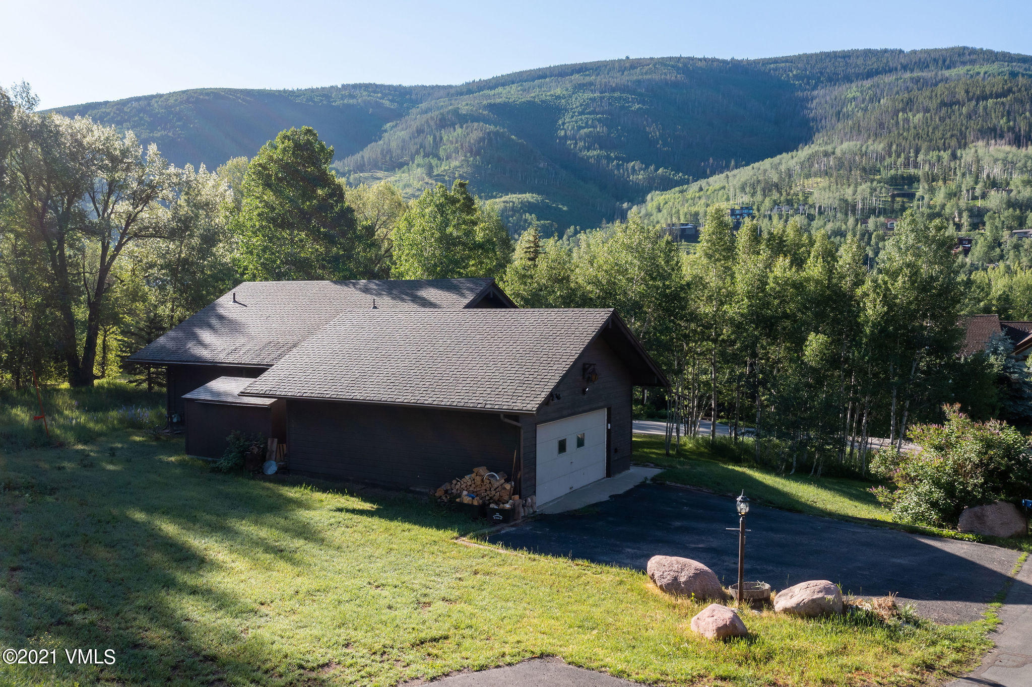 Unique opportunity to own on the coveted Circle Drive in West Vail. This property encompasses a large, flat lot of over one third acre, situated conveniently to the Town of Vail bus, Buffer Creek park and easy access to skiing, restaurants, and shopping. Enjoy great light and an open feel from this 3 bedroom, 2 bath residence, with a lower level finished lock off. The fortunate new owner can remodel or redevelop as a single family or duplex (primary/secondary). Great chance to own a beautiful property never before on the market. Transfer and conveyance of Property will be via Trustee Deed.