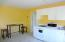 Eastern efficiency apartment with spacious living area and kitchen