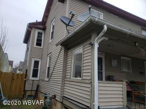 1418 ST JAMES PLACE, Williamsport, PA 17701