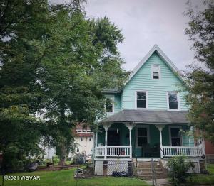 725 4TH AVENUE, Williamsport, PA 17701