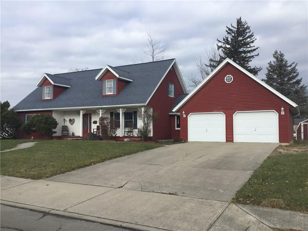 Stunning 1 1/2 story Cape Cod with 3 huge bedrooms and 2 full baths and over 2600 Sq. Ft. This property has a full basement with many options for the ultimate man cave / she shed or just a game room. Once you walk into the house, you will know the you are HOME. Don't miss out on this opportunity. Plus a (1) year Home Warranty.
