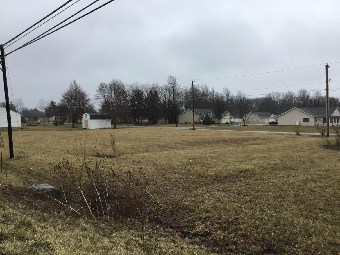 Vacant lots -  5 lots have been combined and split into 3 lots.  Lots will be split and recorded at closing.   Certain building restrictions apply to Sandy Beach subdivision.