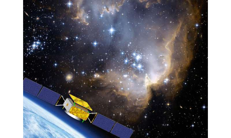 China has successfully placed a satellite called the Dark Matter Particle Explorer (DAMPE) into a sun-synchronous orbit around the Earth.   Read more at: http://phys.org/news/2015-12-china-dark-satellite-orbit.html#jCp
